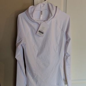 SOLD Fabletics White Hoodie